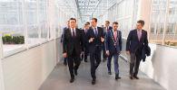 Премьер-министр Аскар Мамин принял участие в казахстанско-нидерландском бизнес-форуме