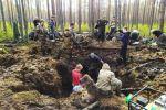 В Ленинградской области захоронили останки 61 погибшего бойца 314-й стрелковой дивизии, сформированной в Казахстане