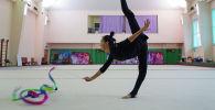 Казахстанская гимнастка готова к жесткой конкуренции на олимпийском турнире