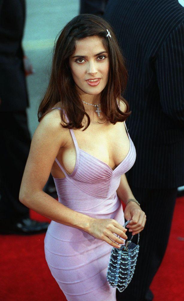 Мексиканская актриса Сальма Хайек