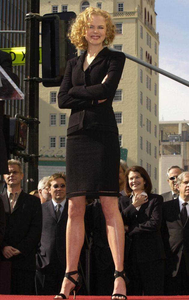 Австралийская актриса Николь Кидман