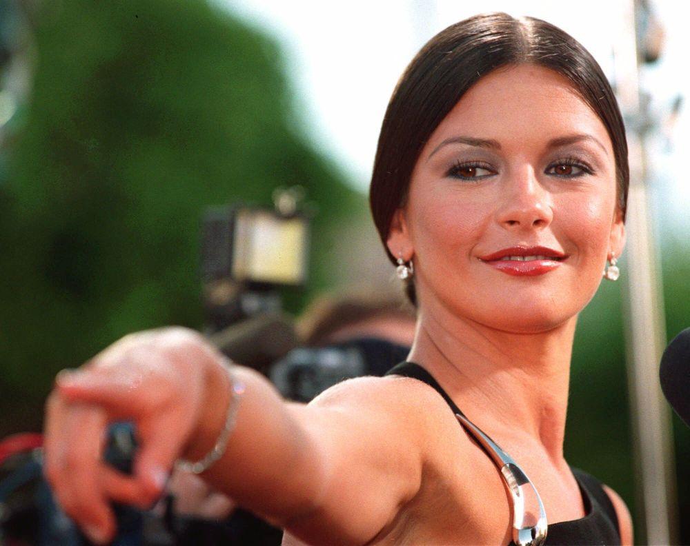 Британская актриса Кэтрин Зета-Джонс