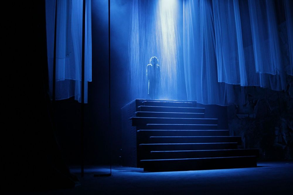 Спектакль қазақ ақыны Фариза Оңғарсынованың өмірі мен шығармашылығына арналған