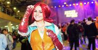 Трисс Меригольд Чародейка из серии видеоигр Ведьмак