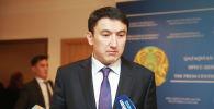 Министр экологии, геологии и природных ресурсов РК Магзум Мирзагалиев