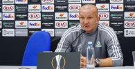 Главный тренер футбольного клуба Астана Роман Григорчук