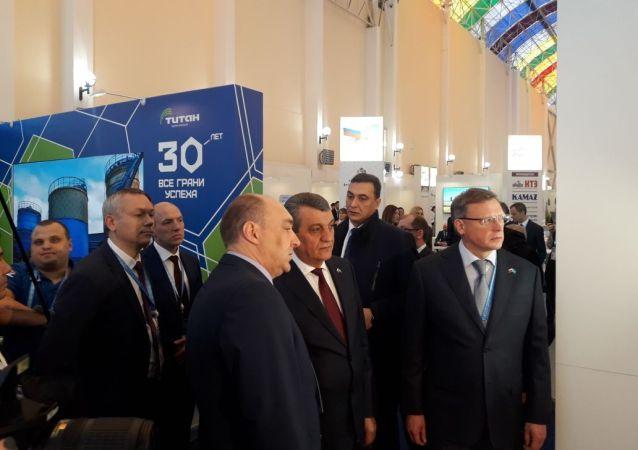 В Омск прибыл полномочный представитель президента Российской Федерации в Сибирском федеральном округе Сергей Меняйло