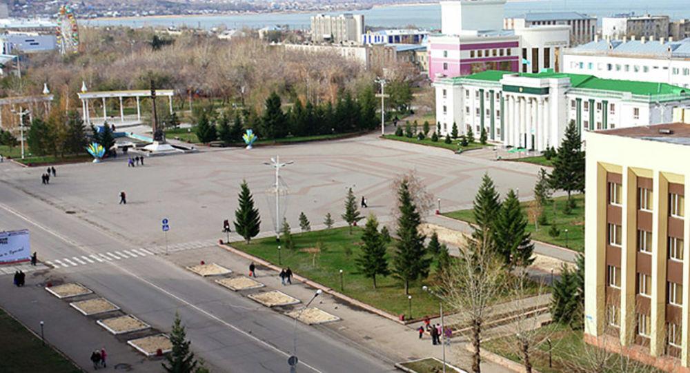 Көкшетау қаласы