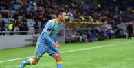 Защитник футбольного клуба «Астана» Антонио Рукавина