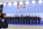 Бортников: Террористы создают плацдарм в СНГ - видео