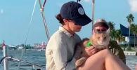 Кот-путешественник, которому завидуют все - невероятное видео