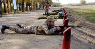 Первые военно-полевые сборы для детей из военно-патриотических клубов в Алматы