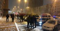 Пожар в ночном клубе в Нур-Султане