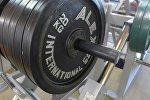 Штанга, тяжелая атлетика