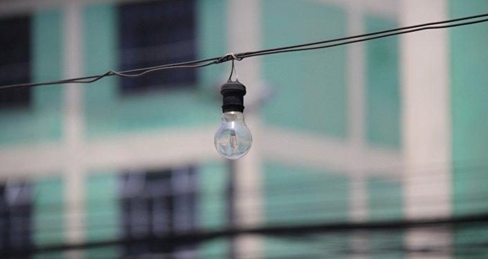 Лампочка, электричество, электроэнергия