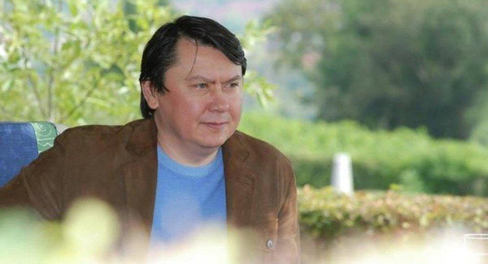 Рахат Алиев, рекадр