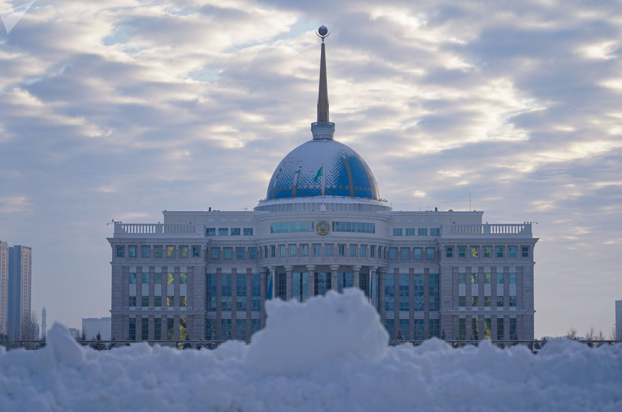 Резиденция президента Акорда больше суток была отключена от электроснабжения