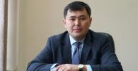проректор Алматинского университета энергетики и связи Алмаз Саухимов
