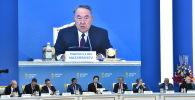 Заседание Astana Club под председательством Нурсултана Назарбаева