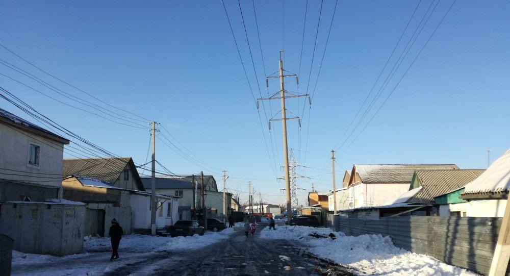 Астананың қақ ортасындағы ауылдың өмірі