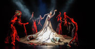 Вечер национальной хореографии в театре Астана Балет