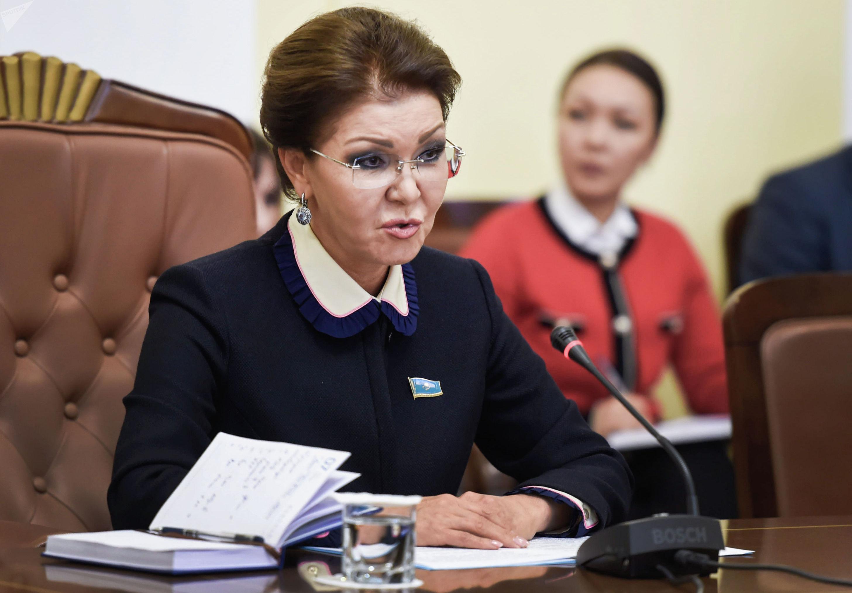 Спикер сената Казахстана Дарига Назарбаева прибыла в столицу Армении с официальным визитом