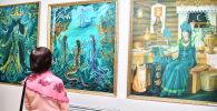 Нина Терещенконың Мифы и сказки в образах и красках көрмесі