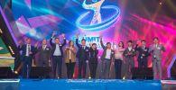 Молодежный форум Ел үміті собрал в Алматы около 3000 представителей талантливой молодежи