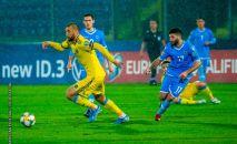 Cборная Казахстана выиграла команду Сан-Марино