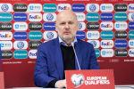Тренер сборной Казахстана по футболу Михал Билек