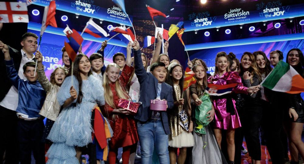 Балалар Евровидениесі