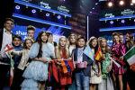Ержан Максим на церемонии открытия Детского Евровидения