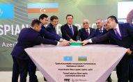 Запуск проекта совместного проекта Казахстана и Азербайджана ВОЛС