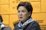Ленара Ниязбекова