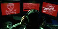 Глобальная атака вируса-вымогателя поразила IT-системы компаний в нескольких странах мира, архивное фото