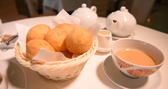 Чай по-казахски: с почетом и теплом