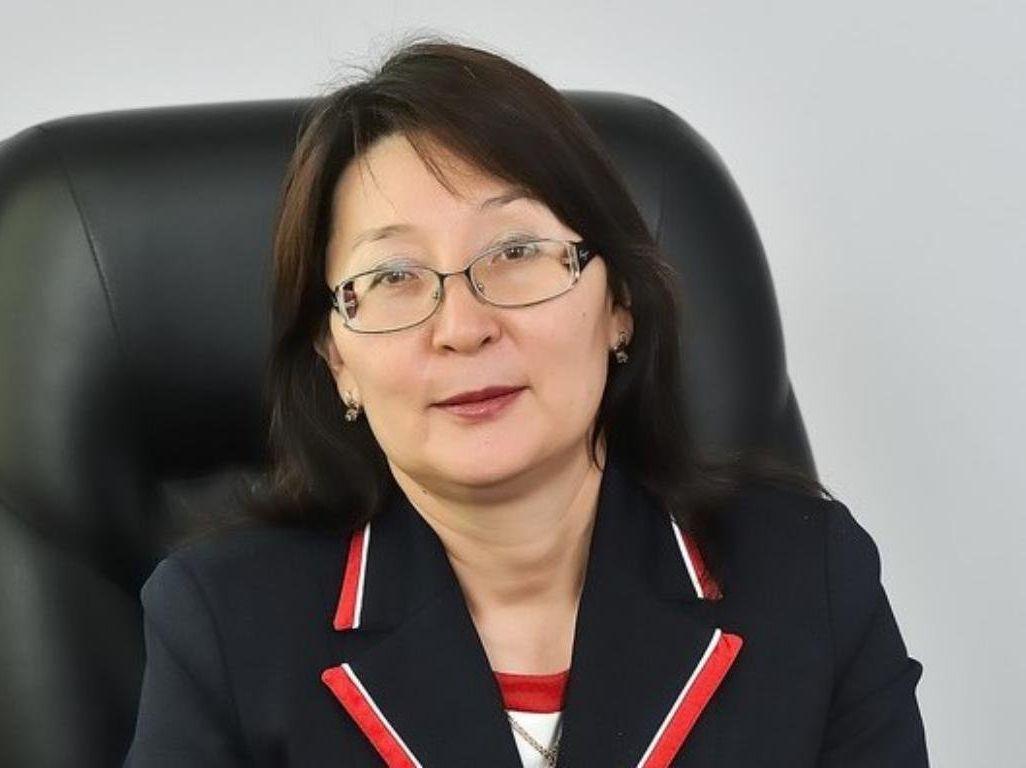 Лязат Актаева