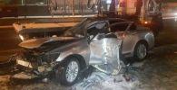 Смертельный наезд на пешехода на пр. Рыскулова