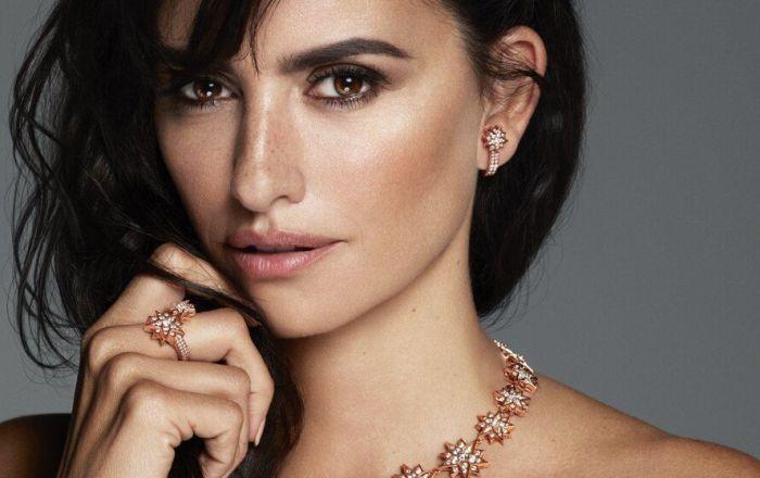 Актриса Пенелопа Крус разработала кольца, ожерелья и серьги для бренда Atelier Swarovski