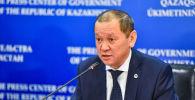 Еңбек және халықты әлеуметтік қорғау министрлігі Біржан Нұрымбетов