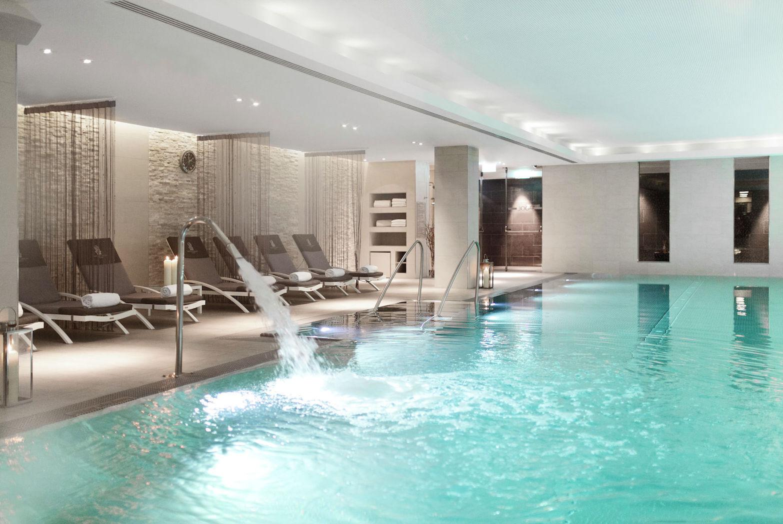 The Ritz-Carlton Spa - место для релаксации и восстановления жизненных сил