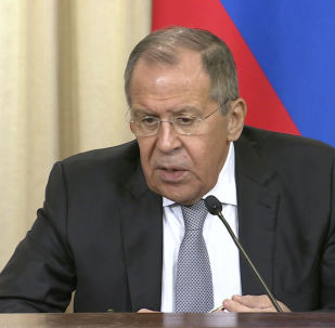 Ресейдің сыртқы істер министрі Сергей Лавров