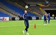 Казахстанский футболист, защитник  клуба Астана Дмитрий Шомко