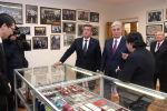 Касым-Жомарт Токаев посетил дом-музей Чингиза Айтматова