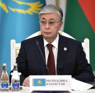 президент Тоқаев