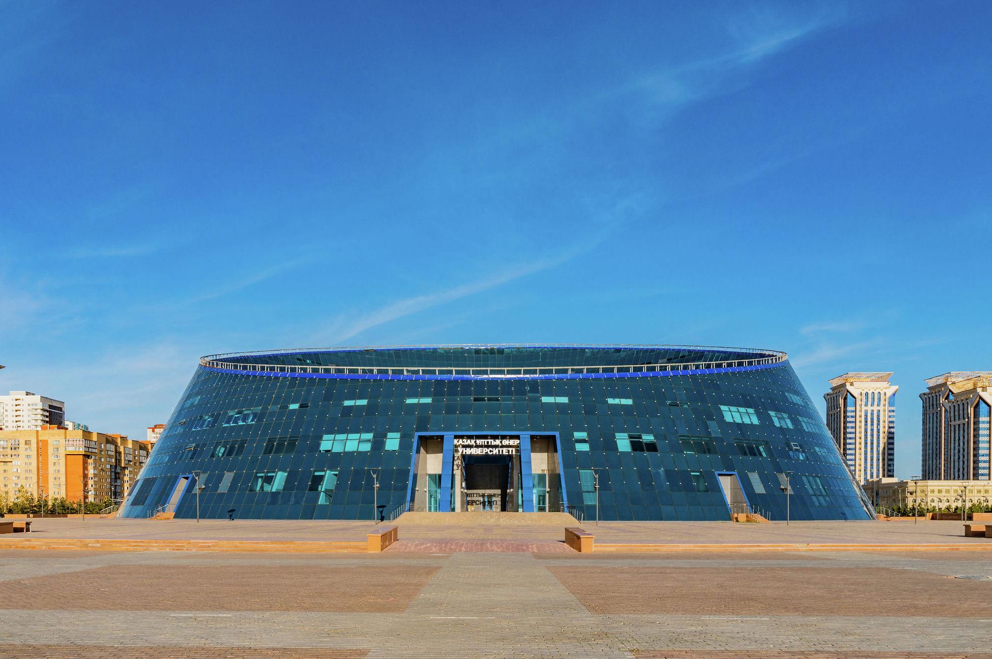 Казахский национальный университет искусств в Нур-султане