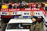 Перед матчем Астана - Манчестер Юнайтед
