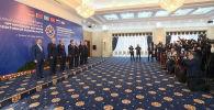 Совета коллективной безопасности ОДКБ в Бишкеке