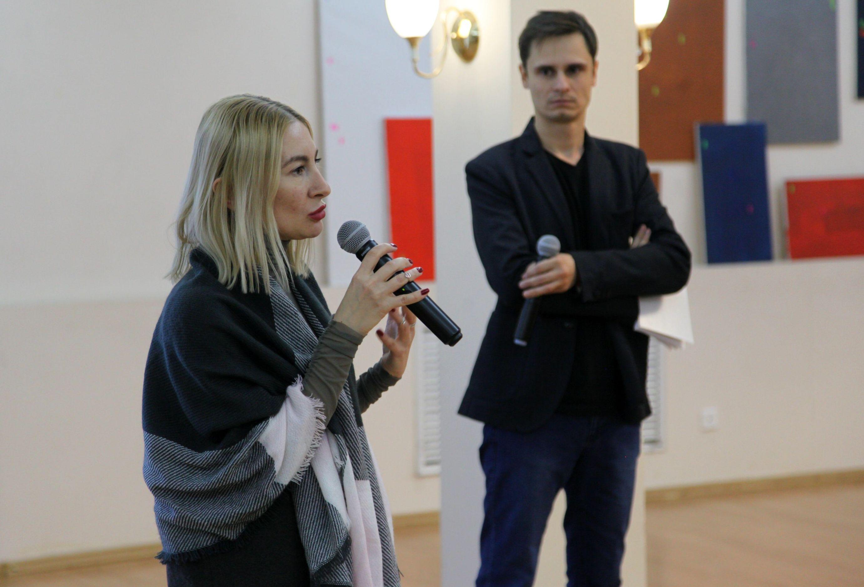 Кинокритик и программный директор Международного молодежного фестиваля короткометражного кино в Казани Адиля Хайбуллина