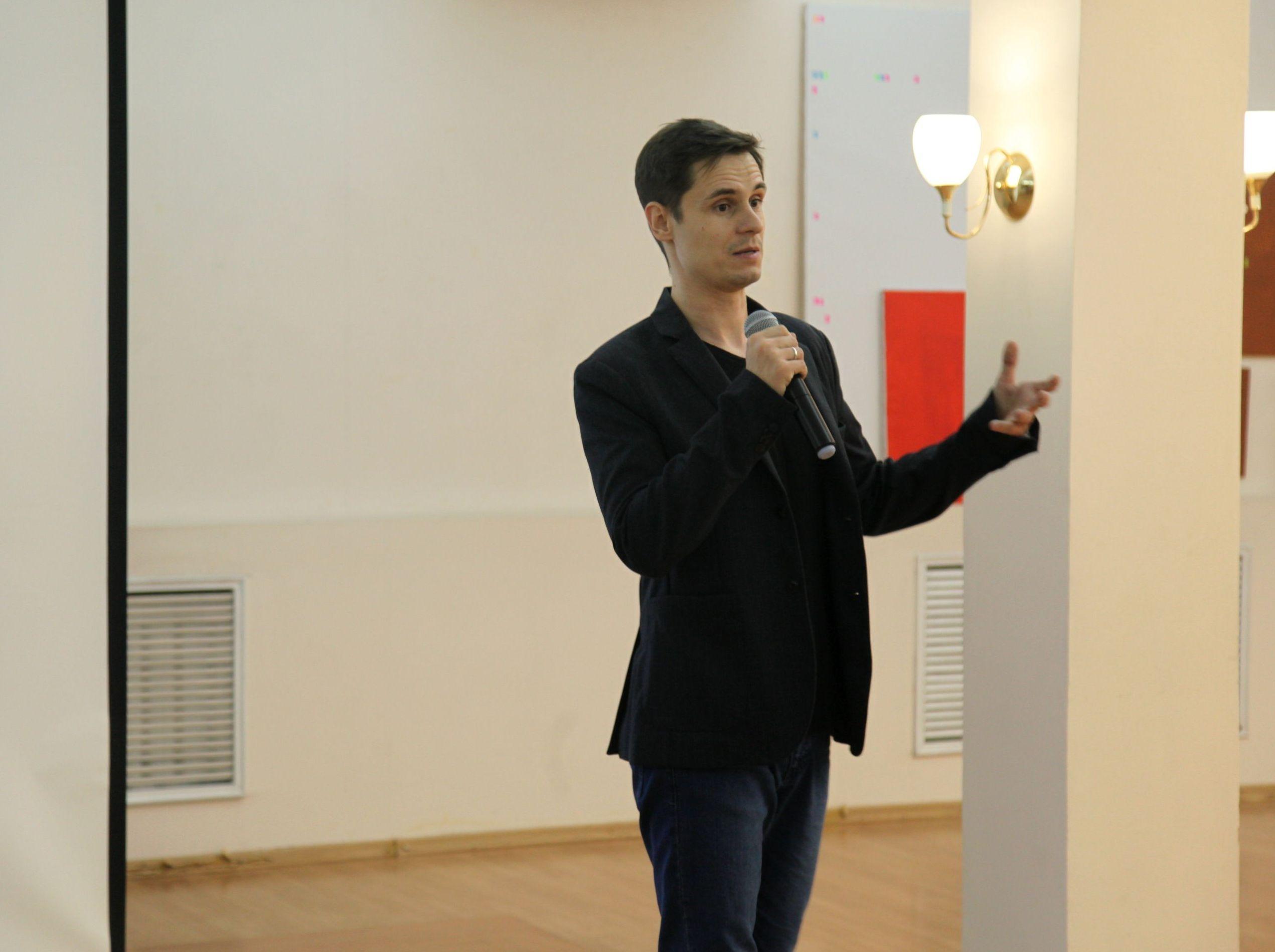 Главный редактор сайта Vosmerka Евгений Лумпов
